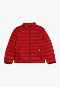 Polo Ralph Lauren - PACKABLE  - Daunenjacke - red - 0