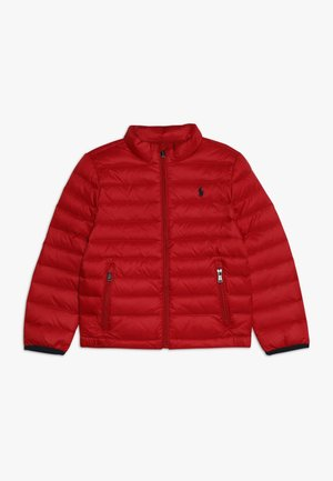 PACKABLE  - Down jacket - red