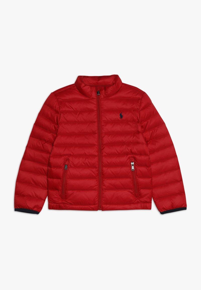 Polo Ralph Lauren - PACKABLE  - Daunenjacke - red