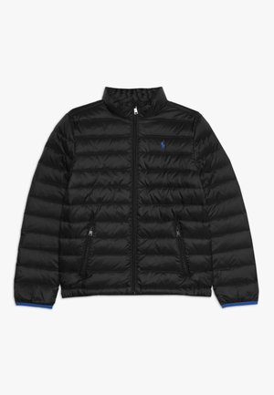 PACKABLE  - Down jacket - polo black