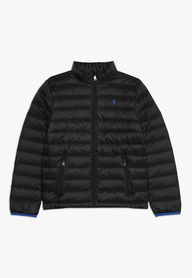 Polo Ralph Lauren - PACKABLE  - Chaqueta de plumas - polo black