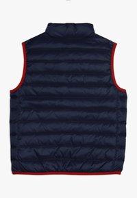Polo Ralph Lauren - MATTE PACKABLE - Veste sans manches - french navy - 1