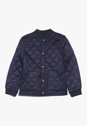 MILITARY OUTERWEAR JACKET - Winter jacket - french navy
