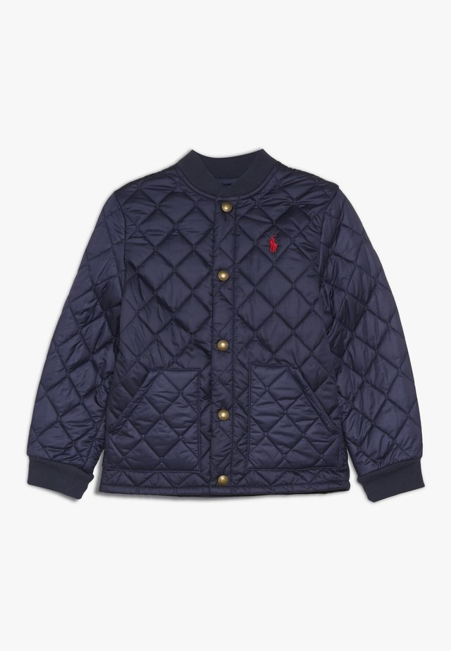 MILITARY OUTERWEAR JACKET - Vinterjacka - french navy