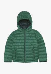 Polo Ralph Lauren - PACK OUTERWEAR JACKET - Kurtka puchowa - new forest - 0