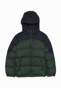 Polo Ralph Lauren - OUTERWEAR JACKET - Down jacket - new forest/french navy - 0