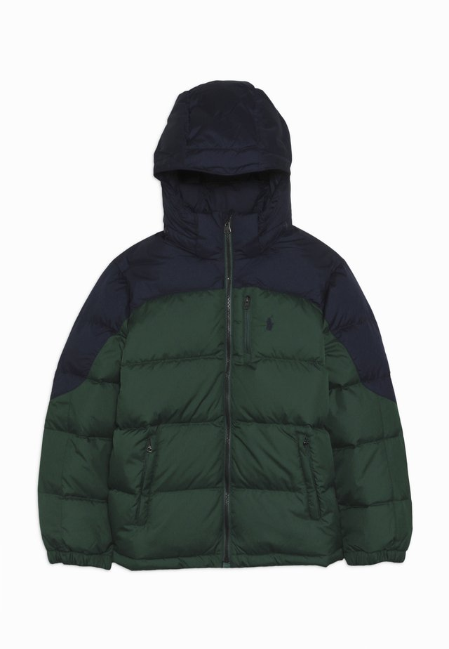 OUTERWEAR JACKET - Dunjacka - new forest/french navy