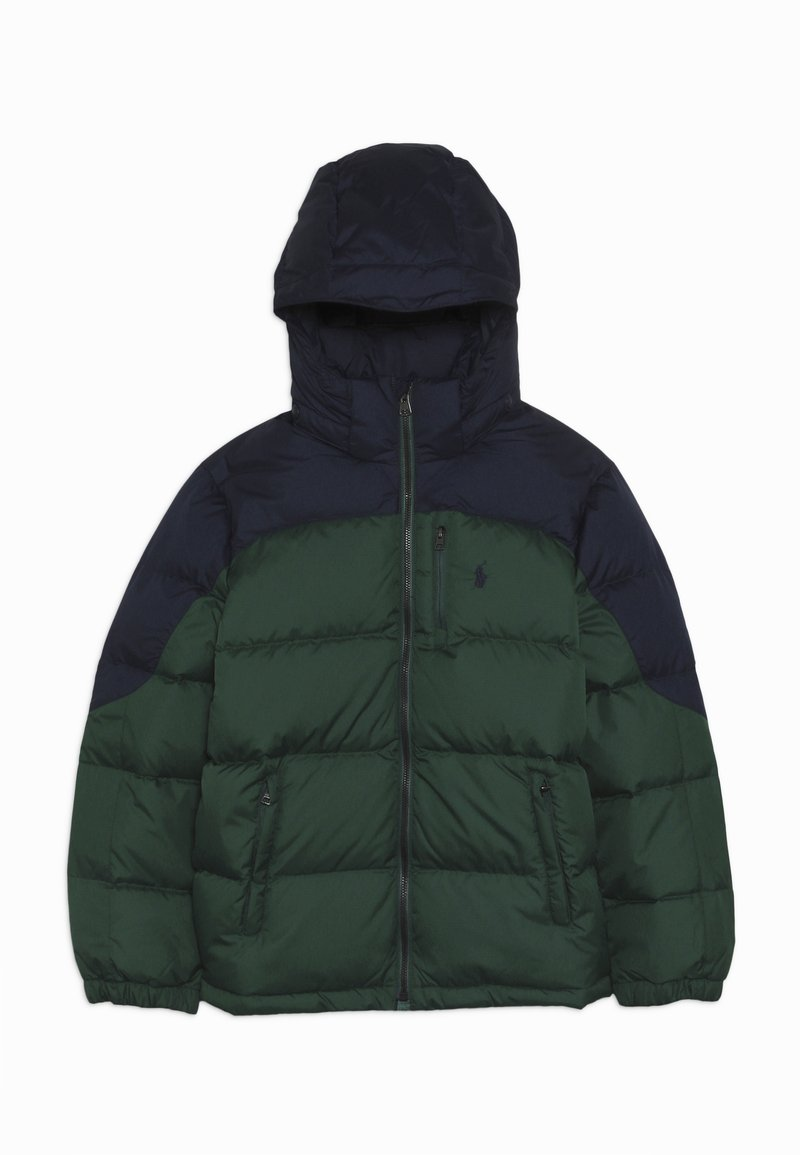 Polo Ralph Lauren - OUTERWEAR JACKET - Down jacket - new forest/french navy