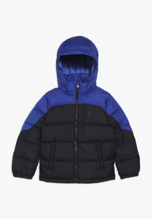 OUTERWEAR JACKET - Bunda z prachového peří - polo black/rugby royal
