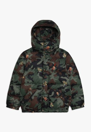 HAWTHORNE OUTERWEAR JACKET - Vinterjacka - bear graphic