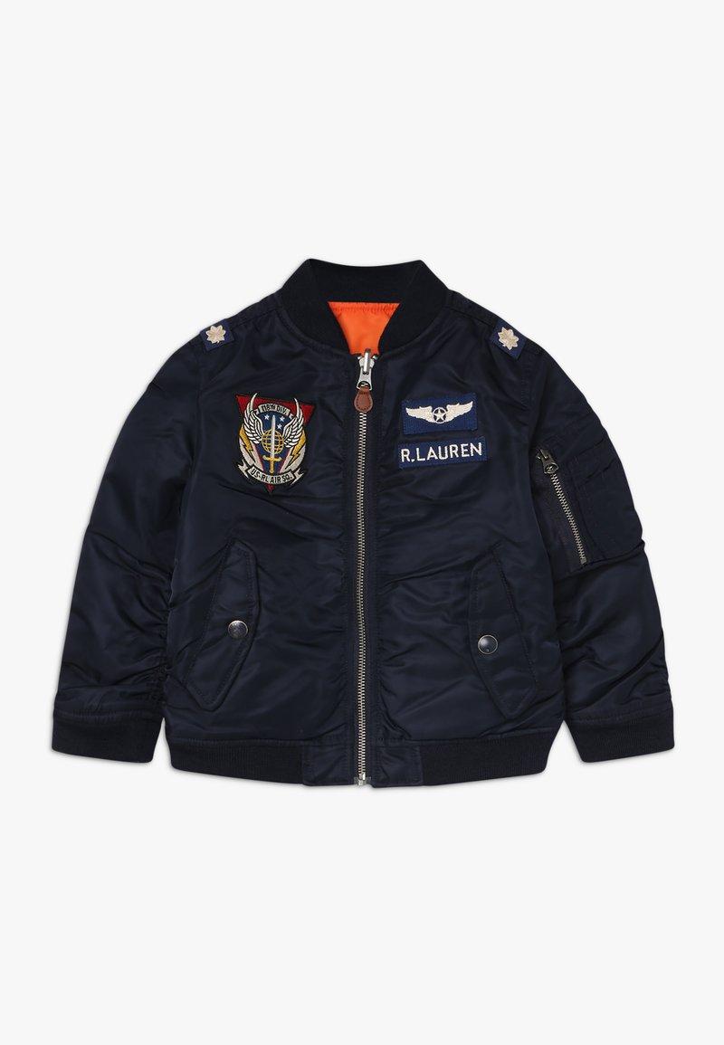 Polo Ralph Lauren - REVERS OUTERWEAR JACKET - Vinterjakker - aviator navy