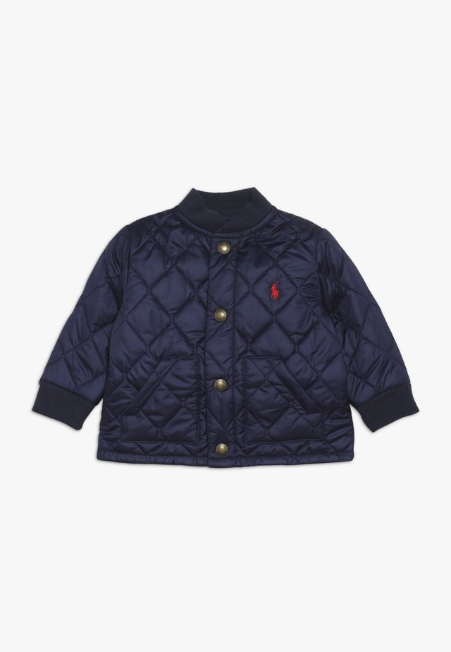 MILITARY OUTERWEAR JACKET - Giacca invernale - french navy