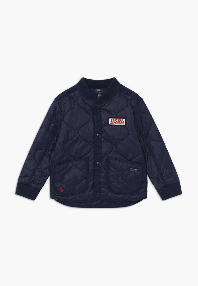 NAVAL OUTERWEAR JACKET - Jas - french navy