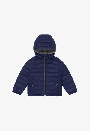 OUTERWEAR JACKET - Light jacket - french navy/grey