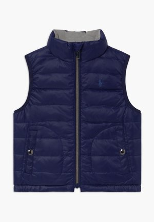VEST OUTERWEAR - Smanicato - french navy/grey
