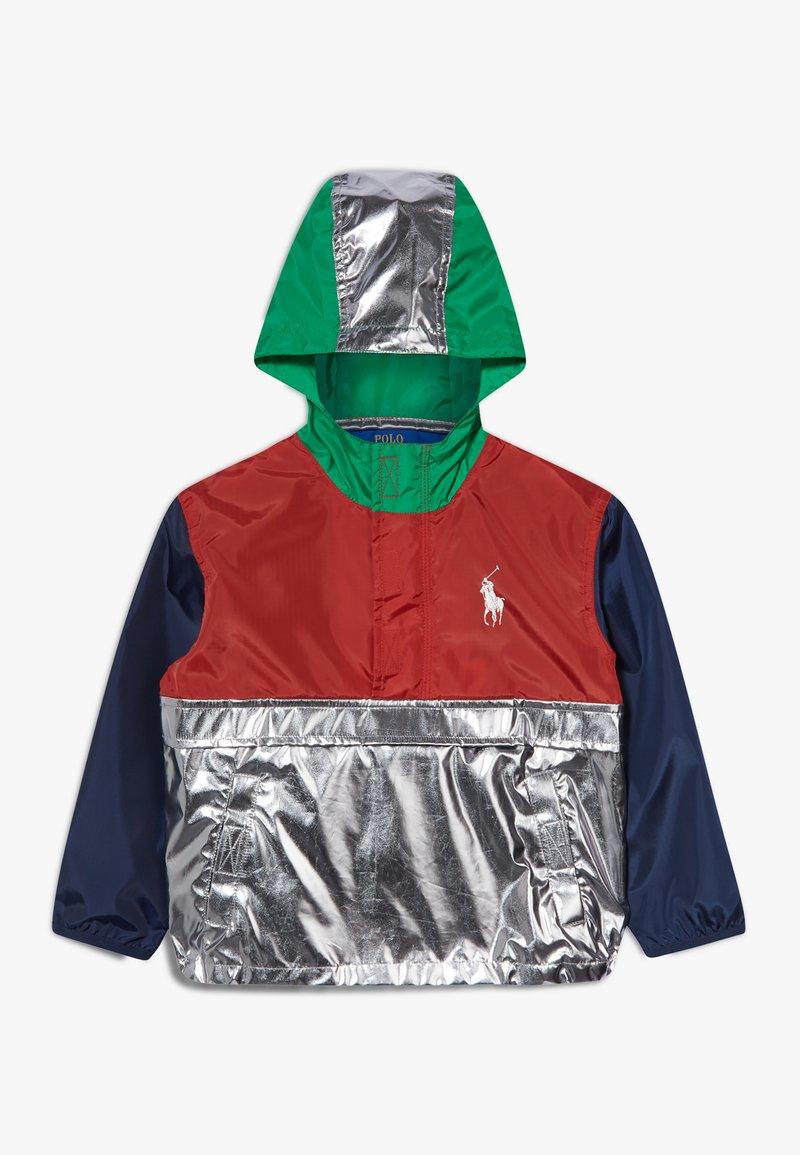 Polo Ralph Lauren - OUTERWEAR - Overgangsjakker - gunmetal