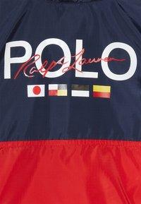 Polo Ralph Lauren - OUTERWEAR - Lehká bunda - navy - 2