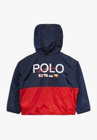 Polo Ralph Lauren - OUTERWEAR - Lehká bunda - navy - 1