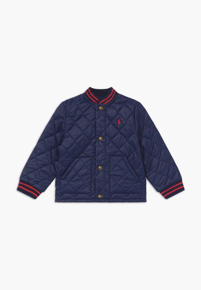 Polo Ralph Lauren - MILITARY  OUTERWEAR - Lehká bunda - newport navy