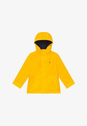 Vodotěsná bunda - yellow fin