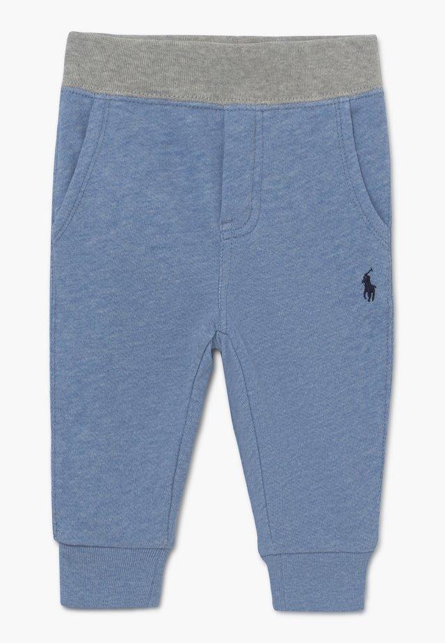 BOTTOMS PANT - Pantalones - cobalt heather