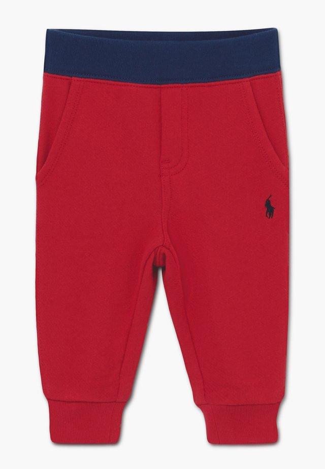 BOTTOMS PANT - Bukse - sunrise red
