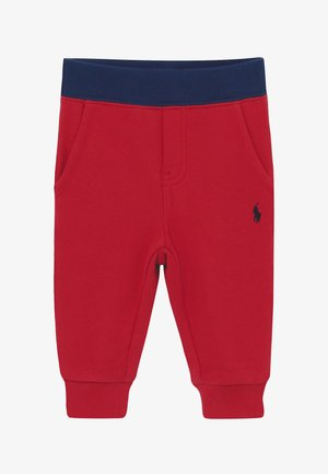 BOTTOMS PANT - Kalhoty - sunrise red