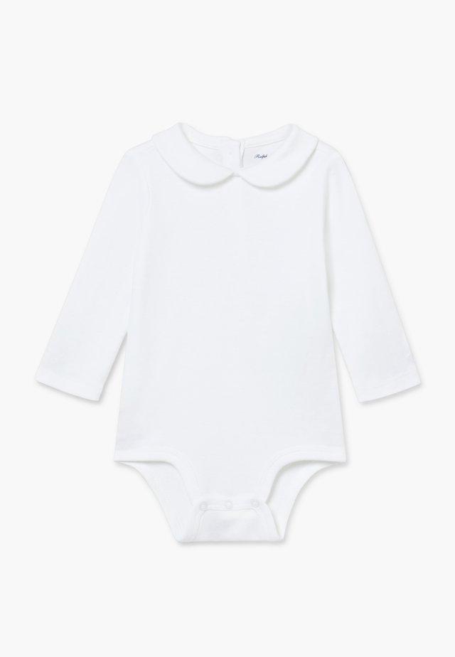PETERPAN ONE PIECE - Maglietta a manica lunga - white