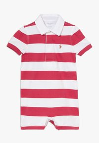 Polo Ralph Lauren - RUGBY ONE PIECE  - Combinaison - sunrise red multi - 0