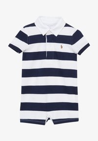 Polo Ralph Lauren - RUGBY ONE PIECE  - Jumpsuit - french navy multi - 2