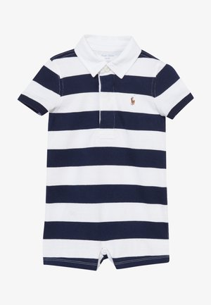 RUGBY ONE PIECE  - Jumpsuit - french navy multi