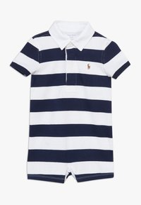 Polo Ralph Lauren - RUGBY ONE PIECE  - Jumpsuit - french navy multi - 0