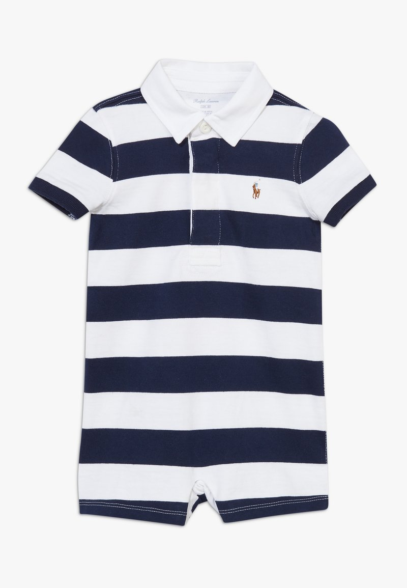 Polo Ralph Lauren - RUGBY ONE PIECE  - Combinaison - french navy multi