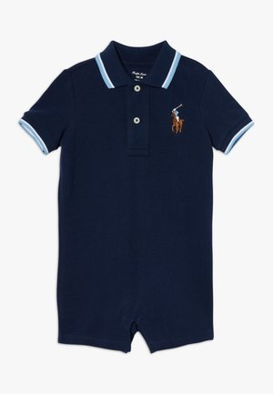ONE PIECE SHORTALL - Combinaison - newport navy