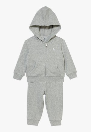 BOY SET - Tuta - light grey heather