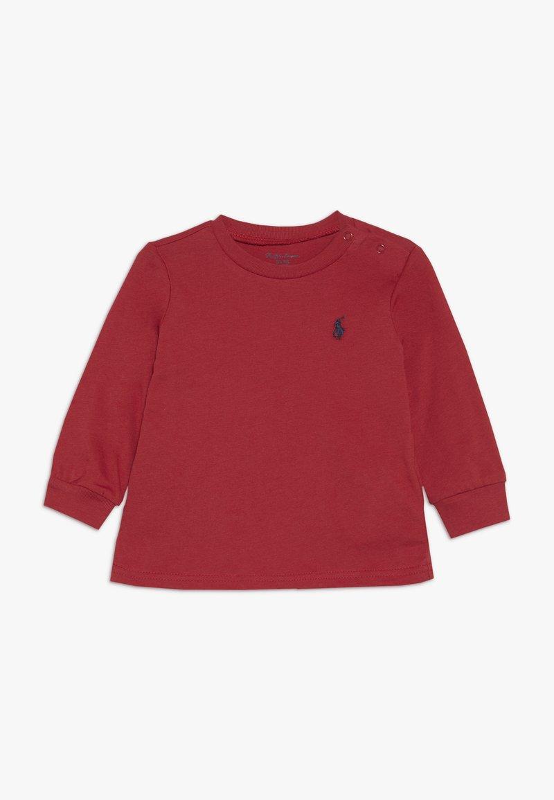 Polo Ralph Lauren - Top sdlouhým rukávem - sunrise red