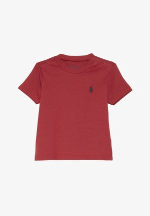 T-shirt basic - sunrise red