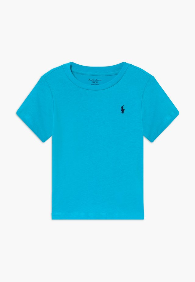 T-shirt - bas - liquid blue