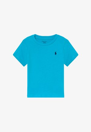 T-shirt basic - liquid blue