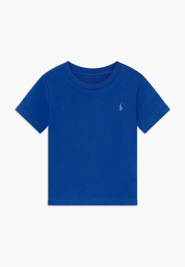 Basic T-shirt - travel blue