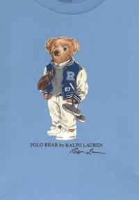 Polo Ralph Lauren - T-shirt con stampa - blue lagoon - 3