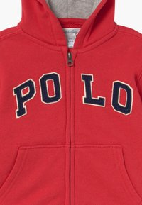 Polo Ralph Lauren - Mikina na zip - sunrise red - 3