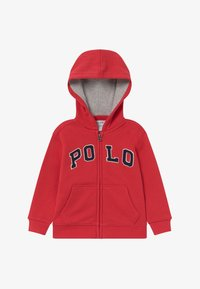 Polo Ralph Lauren - Mikina na zip - sunrise red - 2