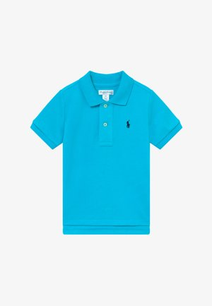 Poloshirt - liquid blue