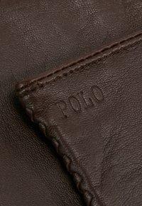 Polo Ralph Lauren - Guanti - country brown - 4