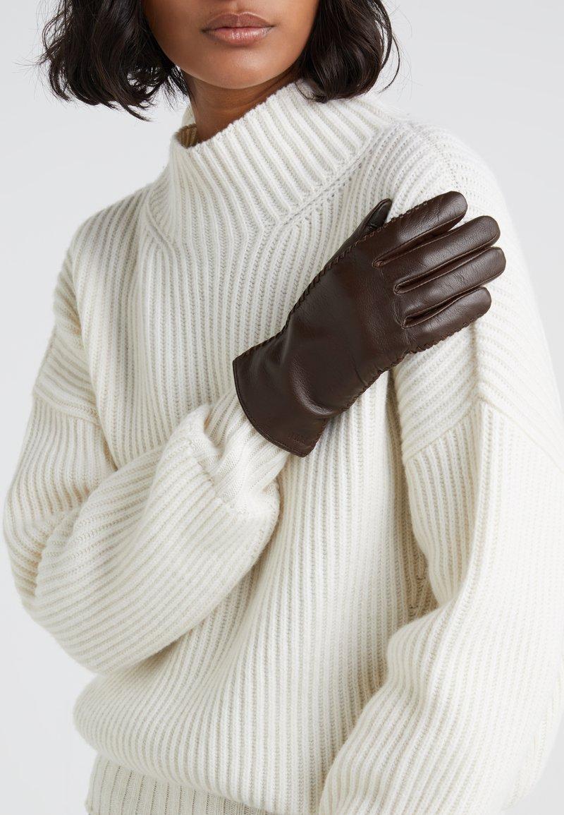 Polo Ralph Lauren - Guanti - country brown