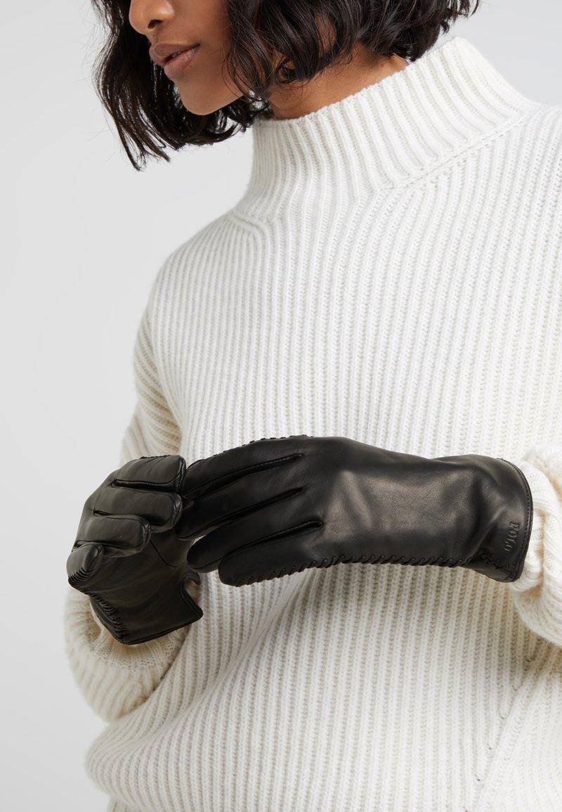Polo Ralph Lauren - Gloves - black