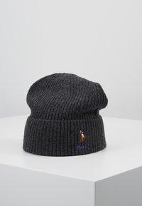 Polo Ralph Lauren - BLEND CARD - Bonnet - charcoal - 0