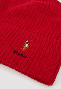 Polo Ralph Lauren - BLEND CARD - Czapka - red - 4