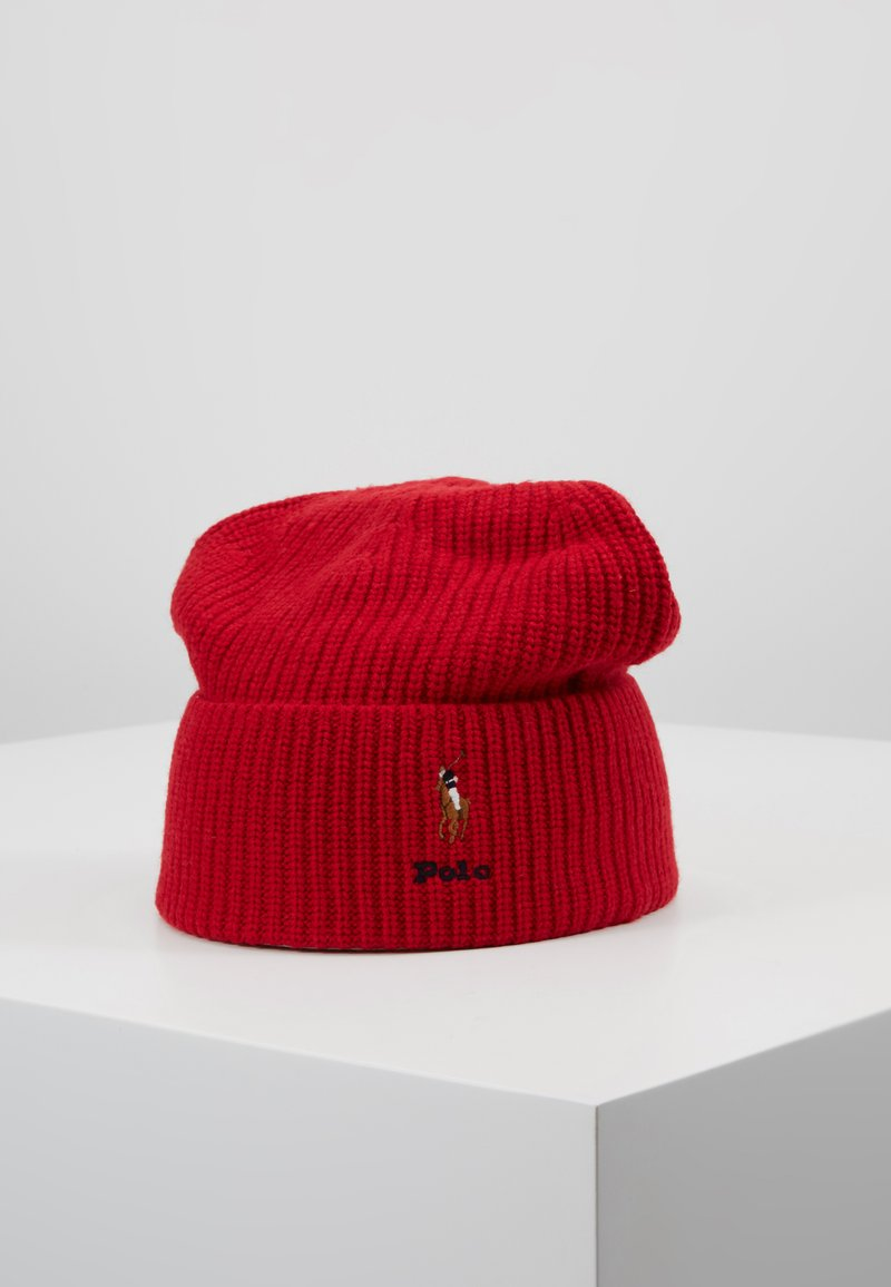 Polo Ralph Lauren - BLEND CARD - Czapka - red